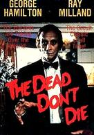 Die Toten sterben nicht