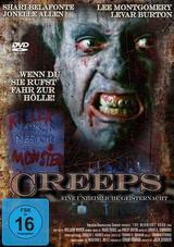 Creeps - Eine unheimliche Geisternacht - Poster