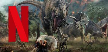 Bild zu:  Jurassic World