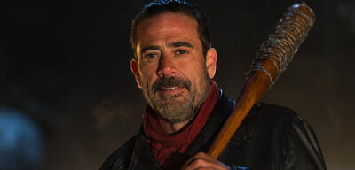 Jeffrey Dean Morgan als Negan