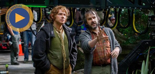 Hobbit - Hinter den Kulissen