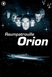 Raumpatrouille Orion - Poster