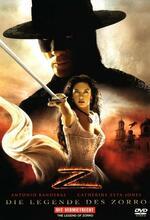 Die Legende des Zorro Poster