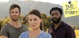 Chris Pine, Margot Robbie und Chiwetel Ejiofor in Z for Zachariah - Das letzte Kapitel der Menschheit