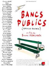 Auf der Parkbank - Poster