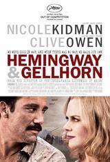 Hemingway & Gellhorn - Poster