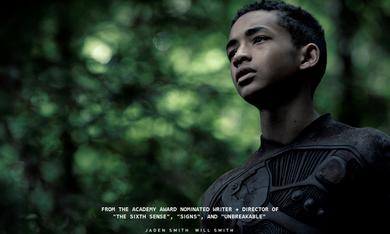 After Earth mit Jaden Smith - Bild 1