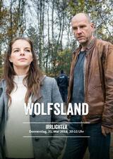 Wolfsland: Irrlichter - Poster
