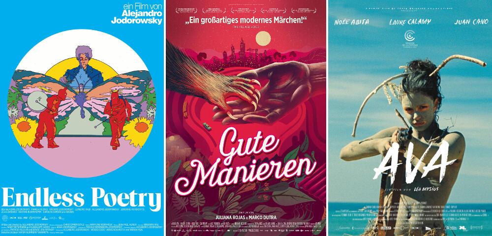 Top 10 eurer Film-Geheimtipps 2018