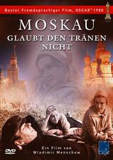 Moskau glaubt den Tränen nicht - Poster