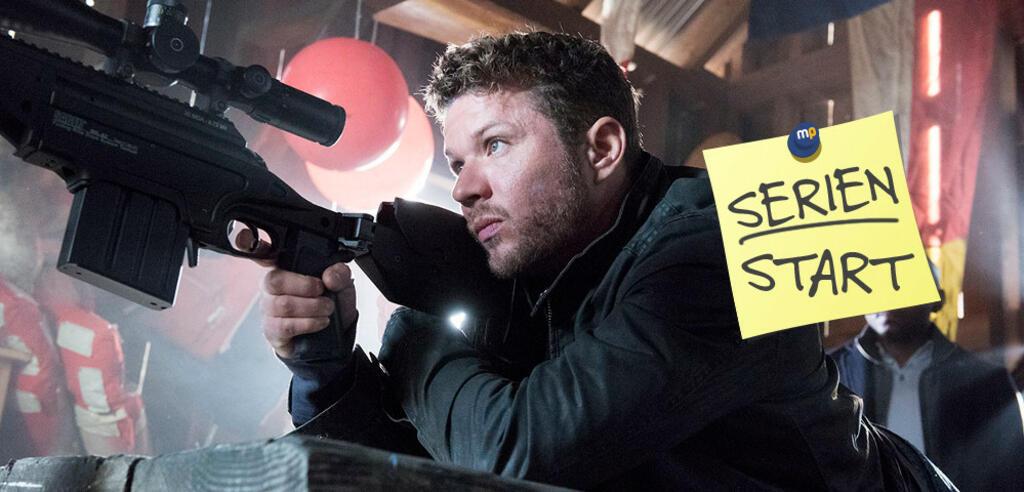 Shooter, Staffel 1 mit Ryan Phillippe