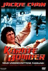 Karate Bomber - Poster