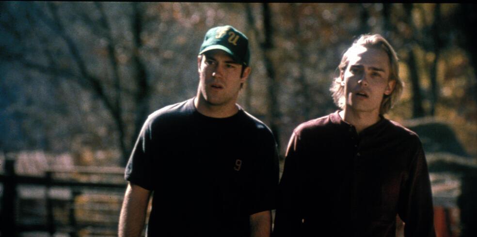 Cabin Fever mit Joey Kern und James DeBello