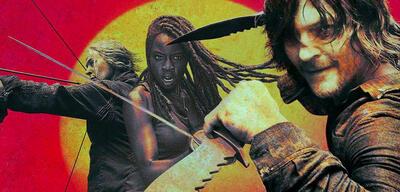 The Walking Dead Staffel 6 Auf Netflix