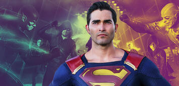 Bild zu:  Superman im Arrowverse