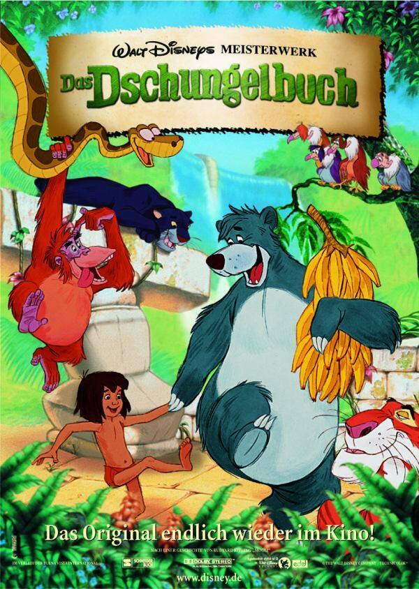 Dschungelbuch Stream Deutsch