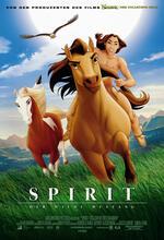 Spirit - Der wilde Mustang Poster