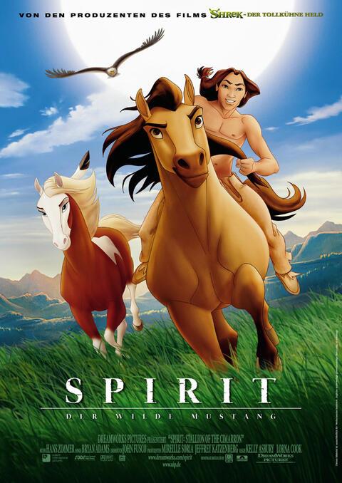 spirit  der wilde mustang  film 2002  moviepilotde