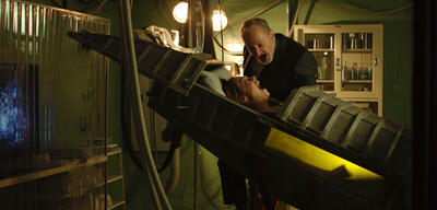 Freddy Krueger-Darsteller Robert Englund in Fear Clinic