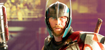Chris Hemsworth in Thor 3: Tag der Entscheidung