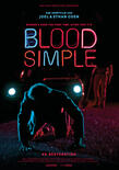 Bloodsimple poster dina3