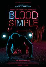 Blood Simple - Eine mörderische Nacht Poster