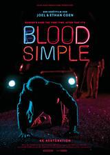Blood Simple - Eine mörderische Nacht - Poster