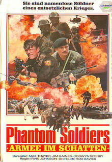 Phantom Soldiers - Armee im Schatten