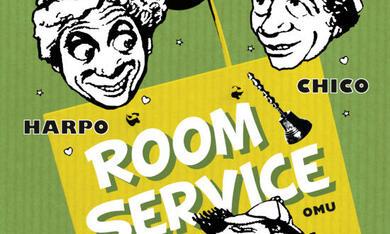 Die Marx Brothers - Zimmerdienst - Bild 1