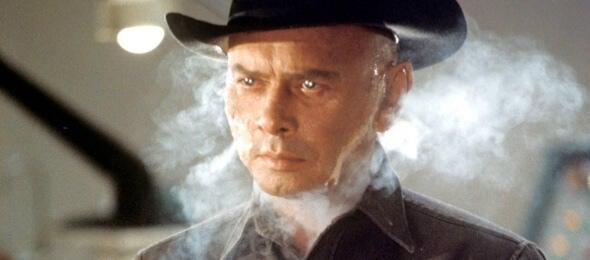 Yul Brynner in Westworld