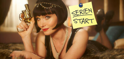 Essie Davis als Miss Fisher