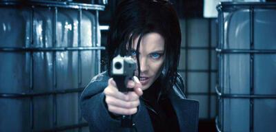 Ob sie wohl wieder mit dabei ist? Kate Beckinsale als Vampirin Selene