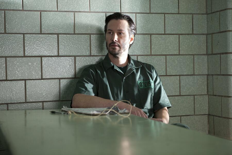 Keanu Reeves in Henry's Crime