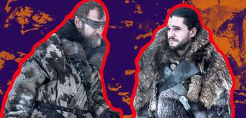 Bild zu:  Richard Dormer und Kit Harington in Game of Thrones