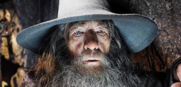 Bild zu:  Ian McKellen als Gandalf inDer Hobbit: Smaugs Einöde