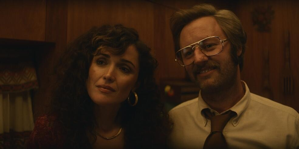 Physical, Physical - Staffel 1 mit Rose Byrne und Rory Scovel
