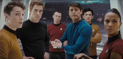 Ob auch Kirk und Co. zum Star Trek Beyond-Nachdreh antreten müssen?