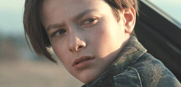 Edward Furlong als John Connor in Terminator 2