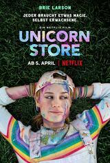 Unicorn Store - Poster