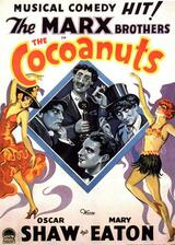 The Cocoanuts - Poster