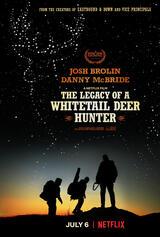 Das Vermächtnis des Weißwedelhirschjägers - Poster