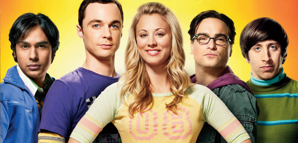 The Big Bang Theory + Joints = Neue Chuck Lorre-Serie