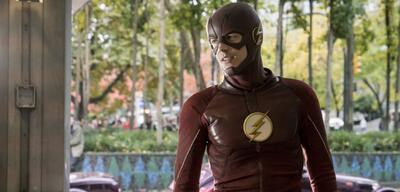 The Flash mit Grant Gustin