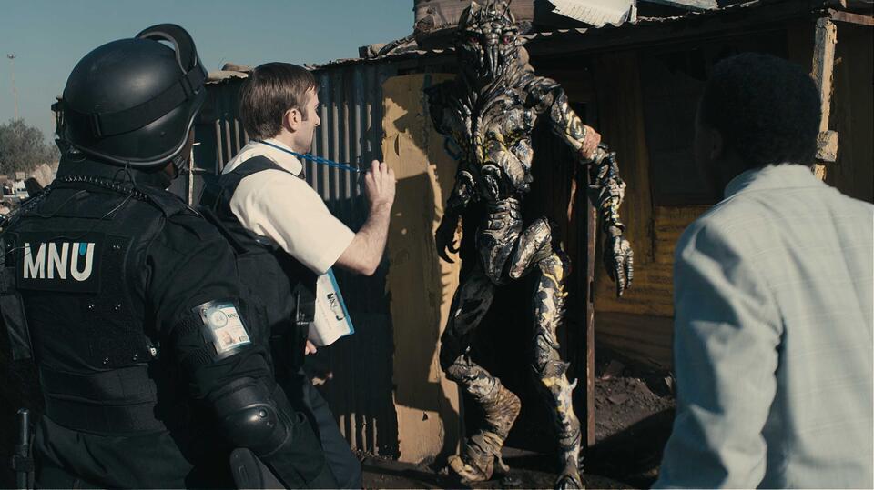 District 9 mit Sharlto Copley