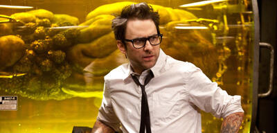 Charlie Day in Pacific Rim