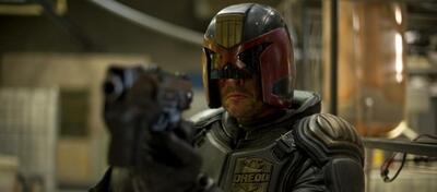 Liegt Judge Dredds Zukunft im TV?