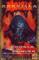 Godzilla - König der Monster - Poster