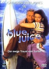 Blue Juice - Poster
