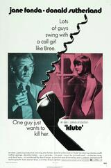 Klute - Poster