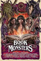 Book of Monsters - Poster